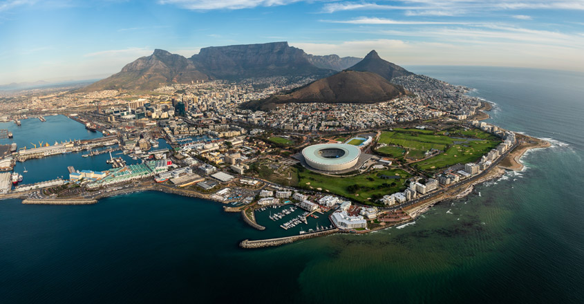 Explore the inexhaustible riches of South Africa