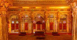 Rao Jodha's Mehrangarh Fort is now a museum