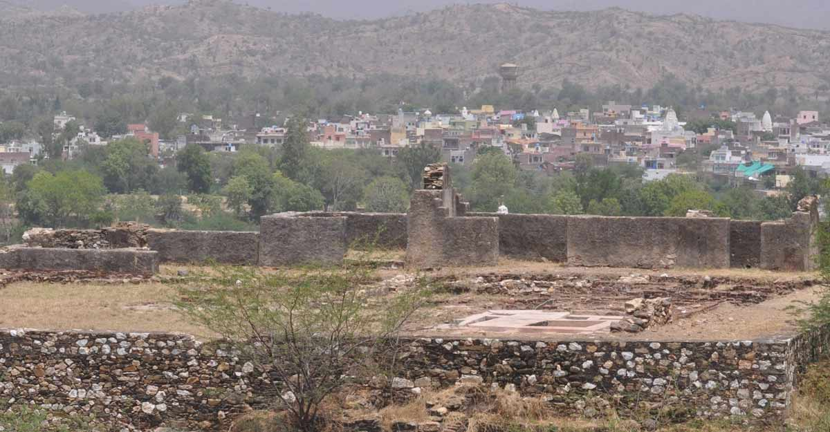 Chavand: Maharana Pratap's last capital in Rajasthan where he breathed his last, lies in ruins.