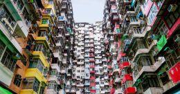 Monster Building, an urban beauty in Hong Kong's concrete jungle