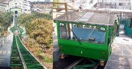 Hilltop Goddess Jivdani's New Year gift: A funicular rail for devotees