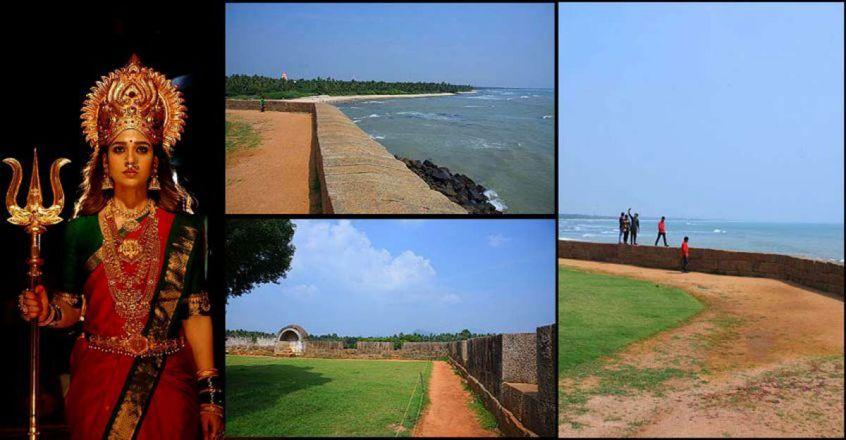 Vattakkotta, the amazing fort in Nayanthara movie 'Mookuthi Amman'