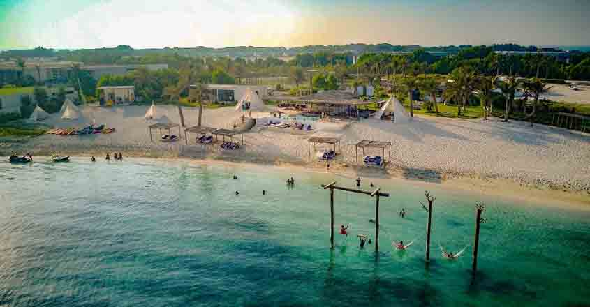 Luxury meets island escapes in UAE