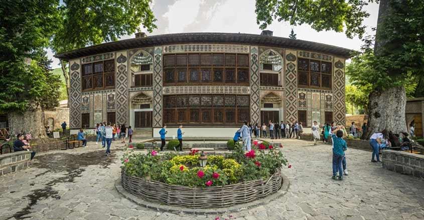 A glimpse of Azerbaijan's heritage.