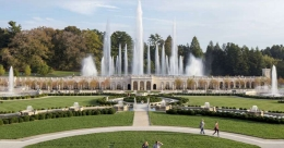 A virtual walk of the Longwood Gardens