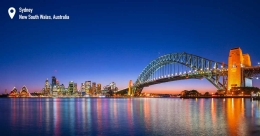 Explore Sydney, NSW without leaving your home