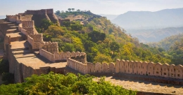 Majestic and regal, Kumbhalgarh Fort is India's 'Great Wall'