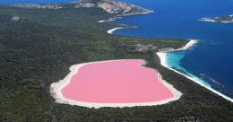 Enthralling Australia lakes in different shades and hues