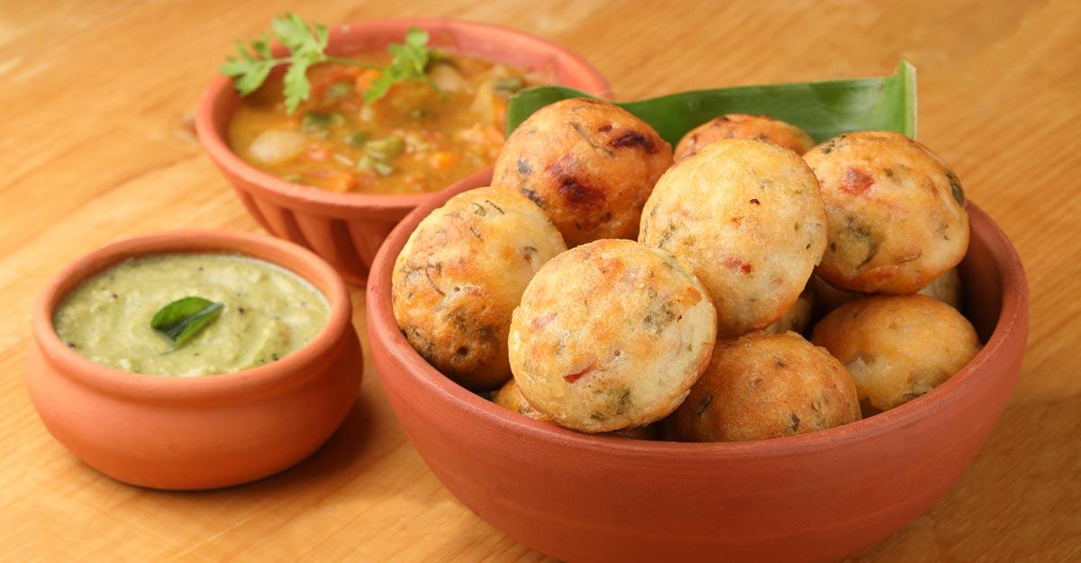 kuzhi-paniyaram