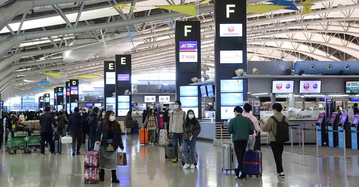 osaka-japan-airport