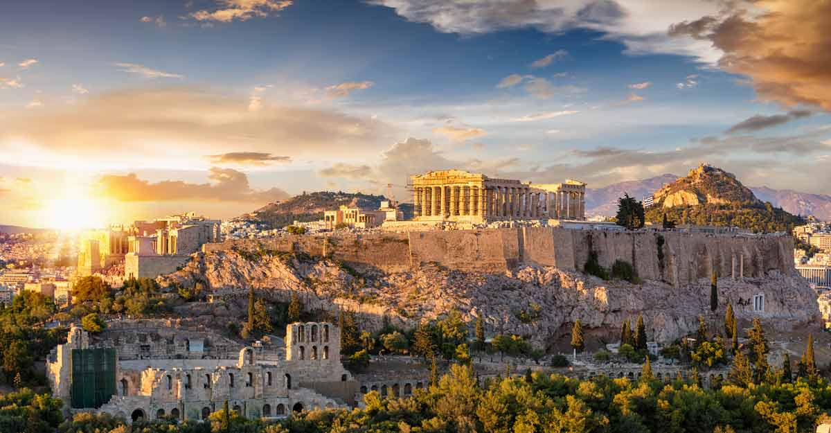 Greece, country that launched a thousand myths   Shutterstock