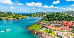 Saint Lucia, a Caribbean island where tourism is still thriving