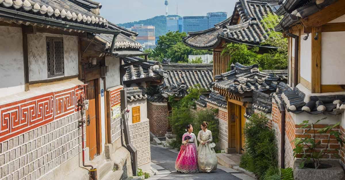 A pure Zen experience in South Korea.