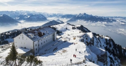 World Tourism Day: Celebrate Switzerland's 400 yr-old love affair with tourists