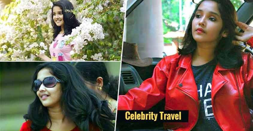 I have a dream, says little Anikha on her travel plans