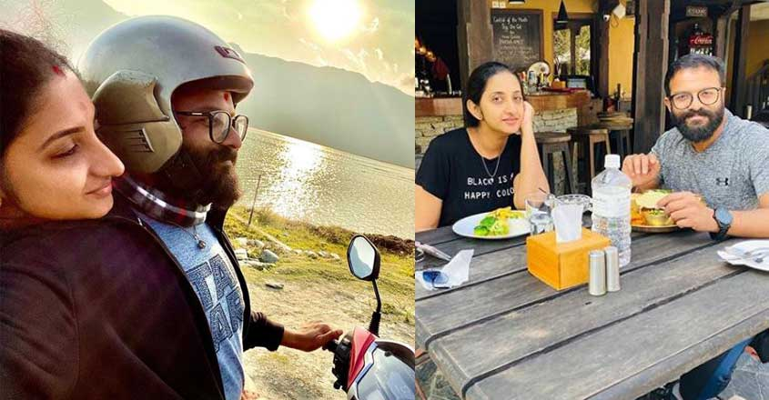 Jayasurya and Saritha's Nepal pictures will give you some serious couple goals