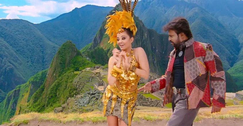 Aishwarya Rai Bachchan's fond memories of Great Wall, Machu Picchu