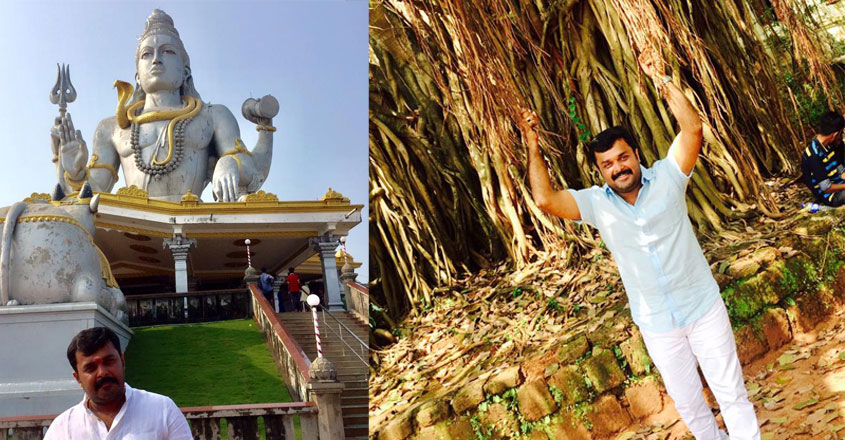 Adithyan sheds light on his first trip with Ambili Devi