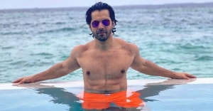 Varun Dhawan's pictures from Maldives will make you want to go on a beach vacation