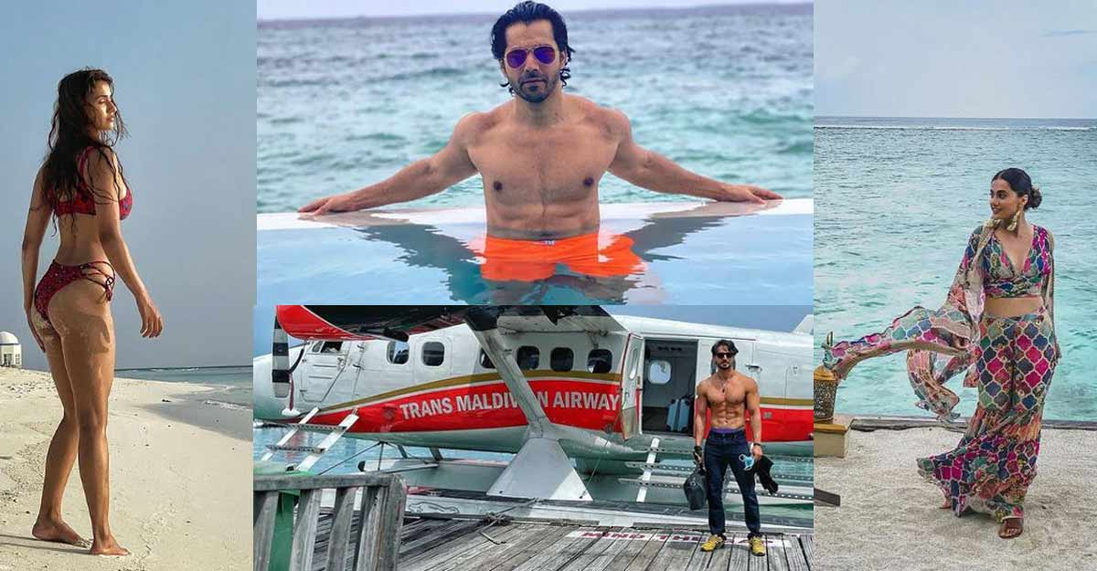 From Disha to Tiger Shroff, Bollywood celebs spend holidays in Maldives