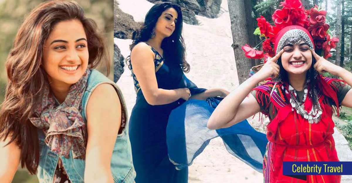 Actress Namitha Pramod really likes to travel, but the only hassle is...