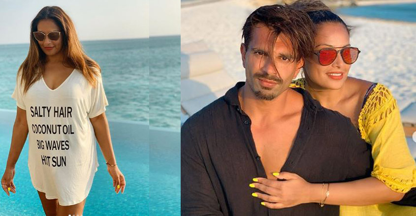 For Bipasha Basu, Maldives is an irresistible charm