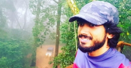 Kalidas Jayaram shares his favourite moment from last year's trip to Idukki