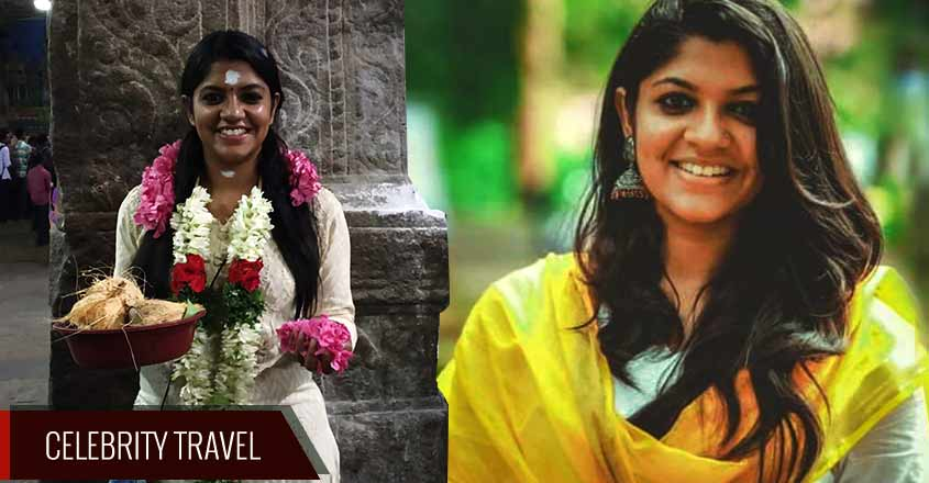 Actress-singer Aparna Balamurali on her dream destination