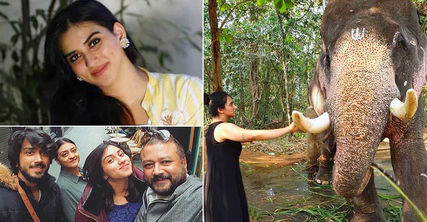Malavika Jayaram shares her captivating travel experiences