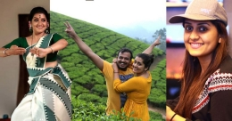 These are some unforgettable travel moments of actress Sarayu