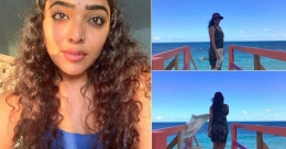 Rima Kallingal posts video from her trip to Love Beach