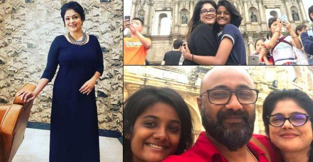 Manju Pillai experienced heaven at Kedarnath