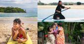 Ileana recalls fun-filled trip to Fiji before the lockdown