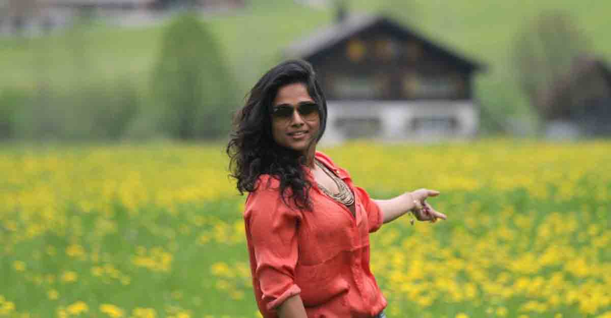 The magic of solo trips: Neetha Manoj embraces the wanderlust in her