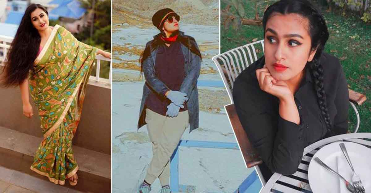 Kavitha Nair's heartful holiday in Sikkim