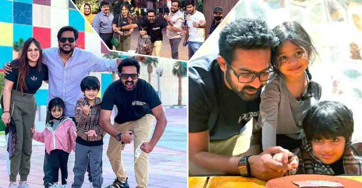Unending fun: Asif Ali visits IMG Worlds of Adventure in Dubai