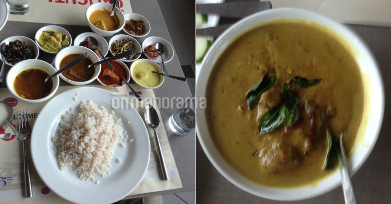 Surabhi Lakshmi's love for all things food and Kozhikode's culinary delights