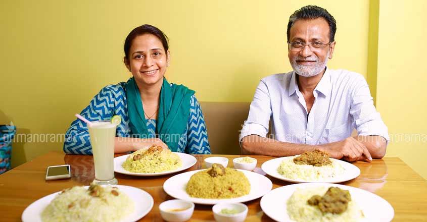 Timur Kachi: 'Pure ghee' biriyani that conquered Kochi