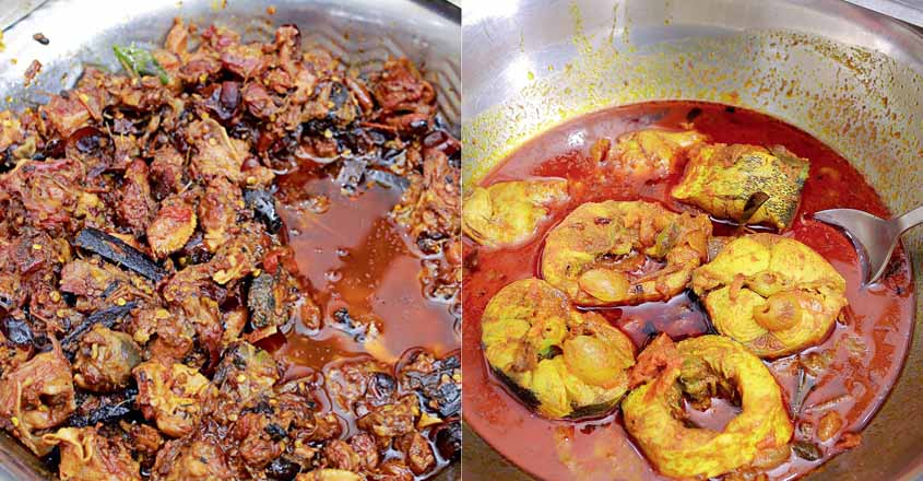 Head to Sri Priya mess to enjoy authentic Chettinad cuisine