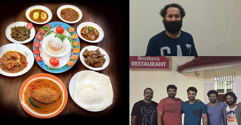 Brothers restaurant: Where cinema and food sing a duet