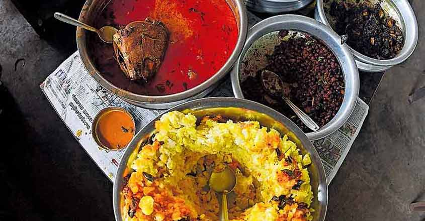 Head to Mapranam to taste the goodness of the shaapu curries