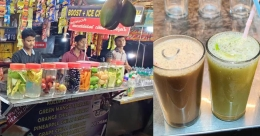 A night out in Kochi's Juice Street
