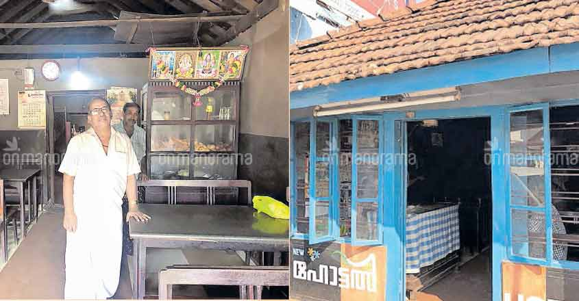 A 90-year-old eatery that lures foodies with its dosa