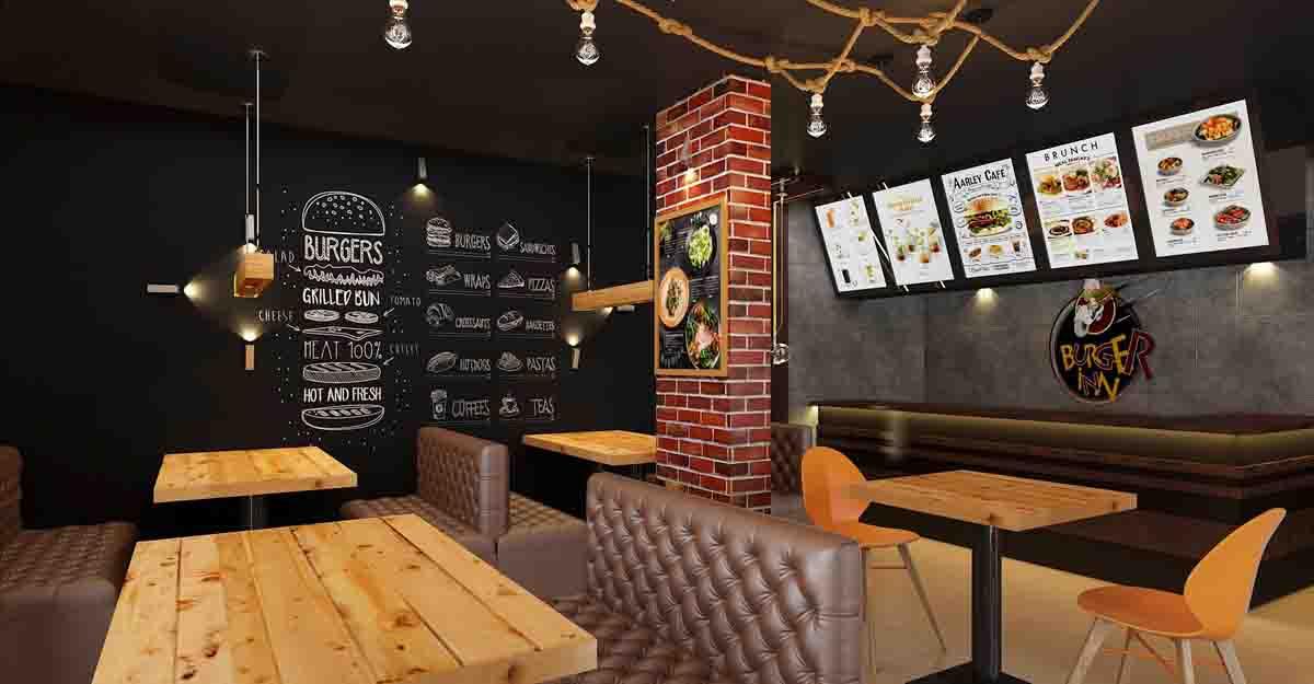 Burger Inn, Thrissur