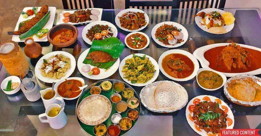 Visit Karimpin Taste Land to enjoy some mouthwatering seafood