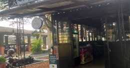 Kottayam west Police Station canteen turns chic, rates unchanged