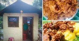 A tiny eatery that serves Kerala's best 'chicken thoran'