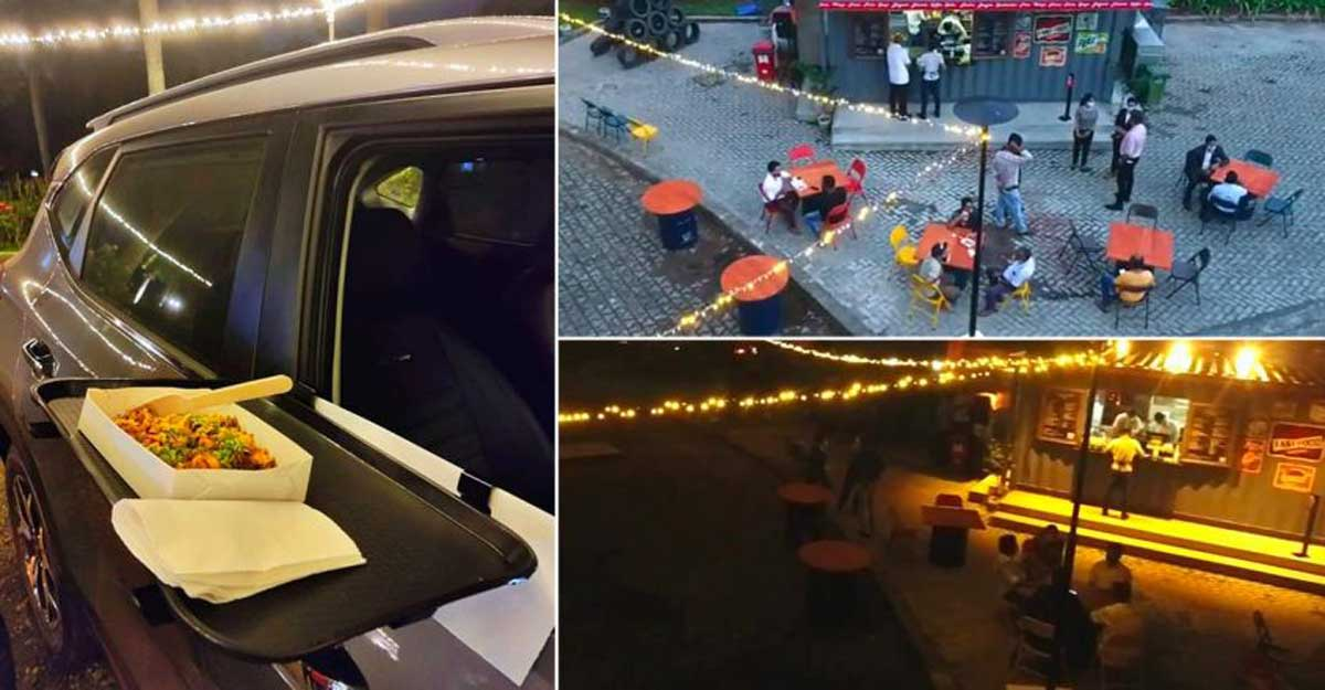 Drive-in redefined: Kochi welcomes Car-Go Bites with open arms!