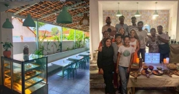 Inside 'Loving Earth Yoga,' Kochi's first exclusively vegan restaurant