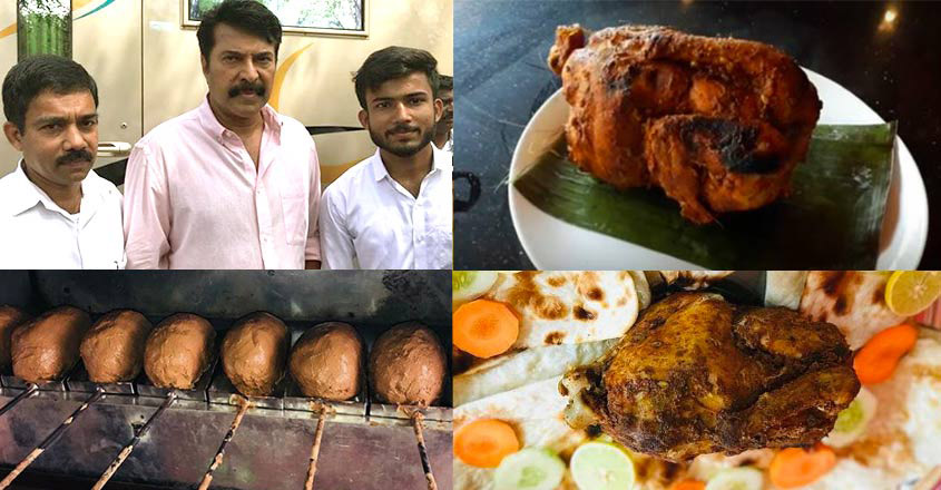 Head to Kasaragod, enjoy a serving of herbal chicken